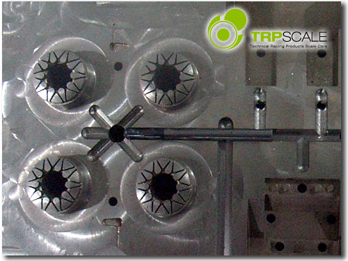 New Mini-Z Body Mould of trpscale