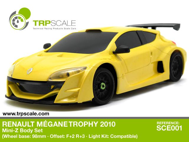 renault megane trophy miniz